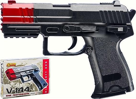 Image of VILLA GIOCATTOLI Pistola con perdigón de 6 mm, V-144, de la Marca