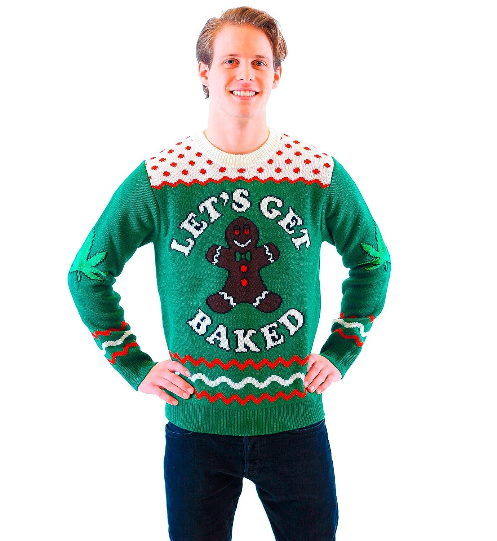 Ugly Christmas Sweater For Boys