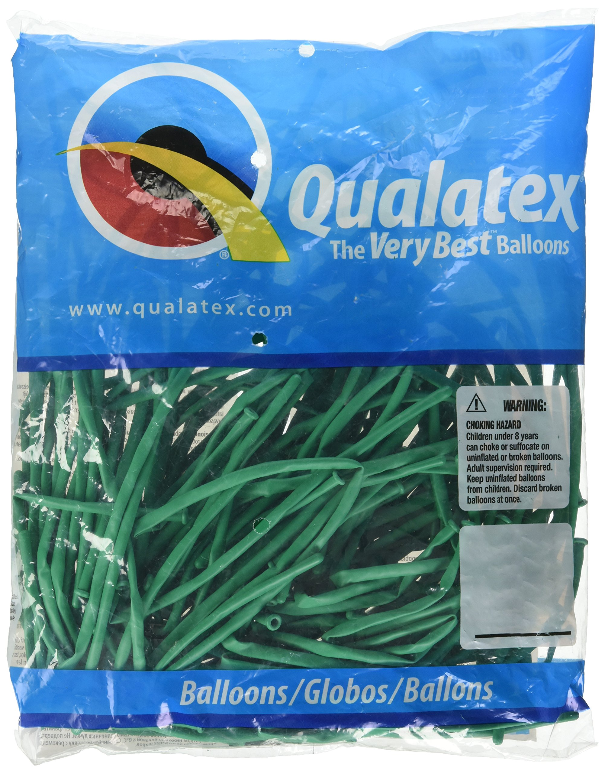 Qualatex 82672.0 Foil Latex Latex Balloon, Wintergreen, 1'' x 60''