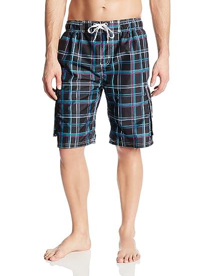 30196afe4d Kanu Surf Men's Miles Swim Trunk: Amazon.ca: Clothing & Accessories
