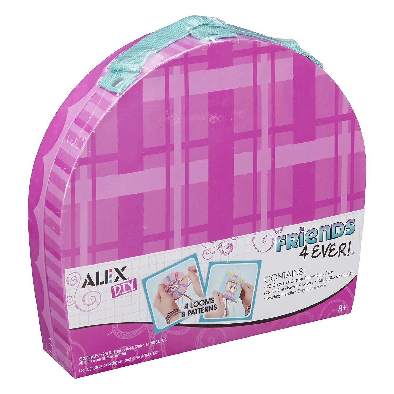 Amazon.com: ALEX DIY Friends Forever: Toys & Games