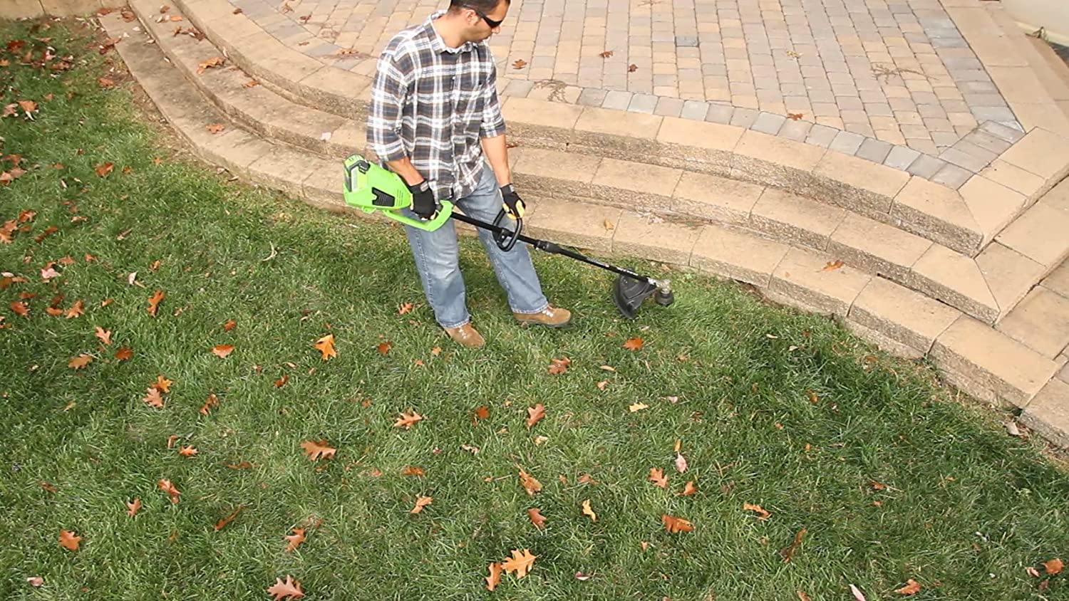 all bloggers den - Grass Trimmer