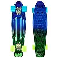 "Ridge Neochrome Range 22"" Mini Cruiser Skateboard"