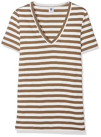 a4938d170c9 Petit Bateau 28874 - MC T-Shirt - Enfant  Amazon.fr  Vêtements et ...