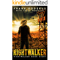 Nightwalker 8: A Post-Apocalyptic Western Adventure book cover