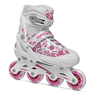 Roces Compy 8.0 Inline Skates Girls : Sports & Outdoors