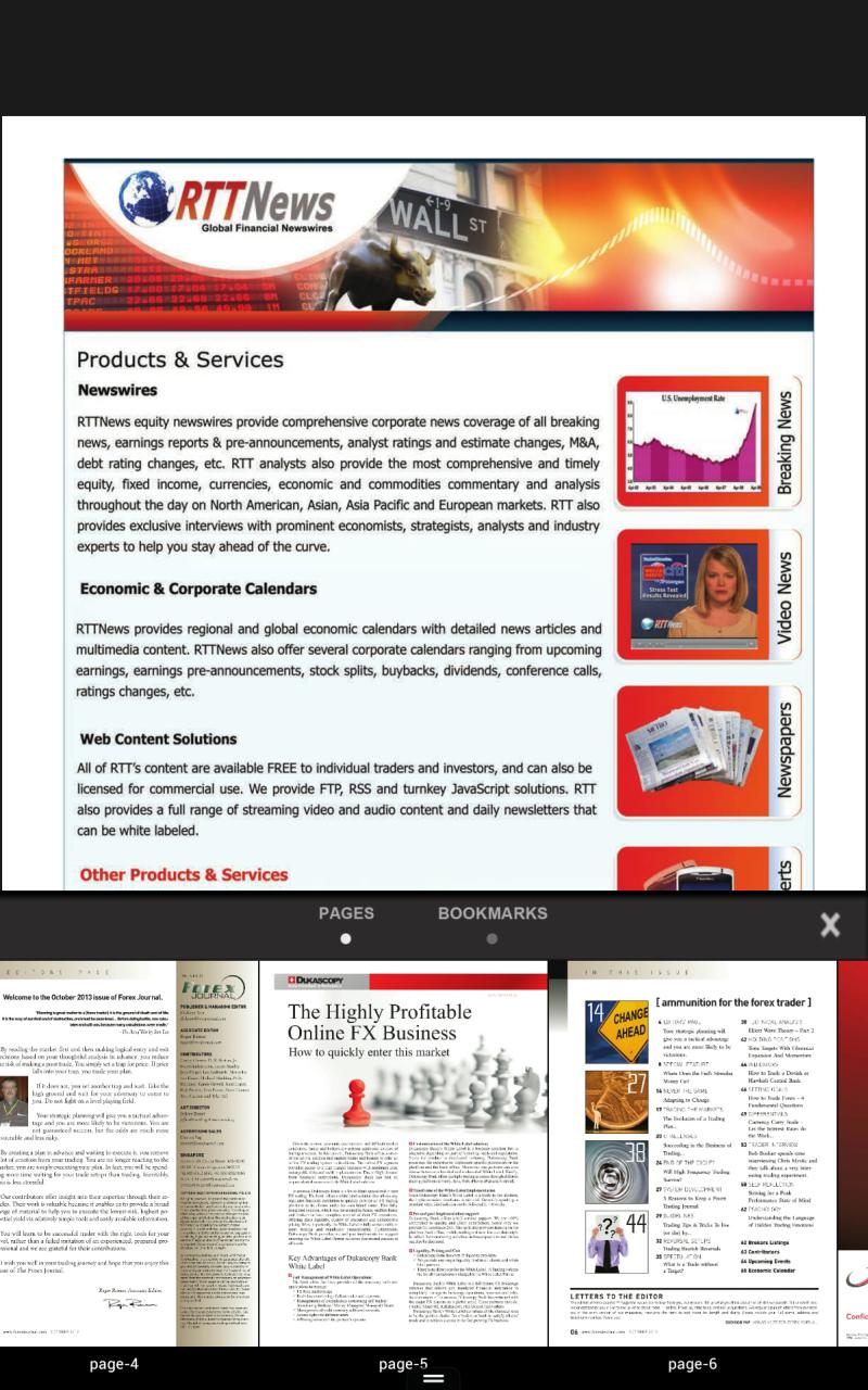 Forex journal app
