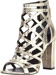 edcdc648bfec GUESS Women s Eriel Caged Heels