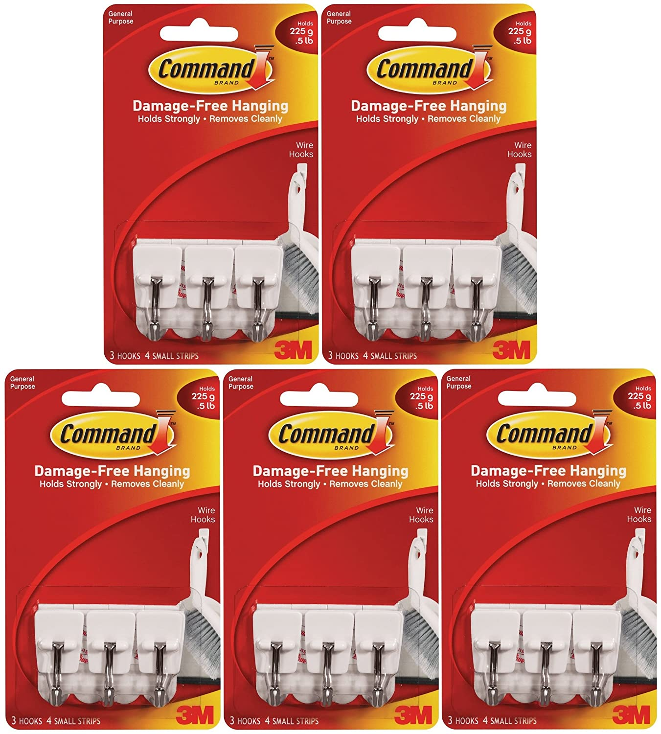 Command Wire Adhesive Hook