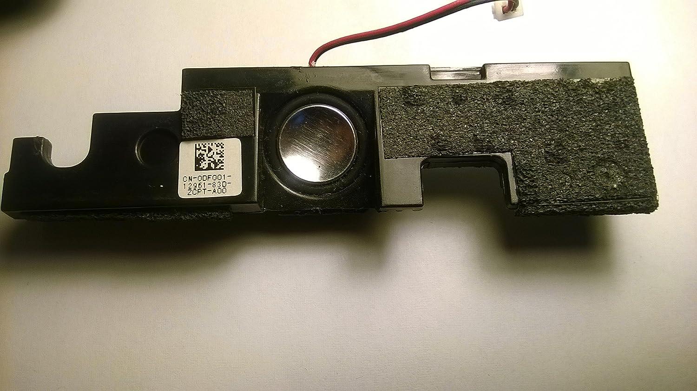 Dell Latitude D620 D630 D631 Speaker PK230004F0L DF001 PS0000006AA