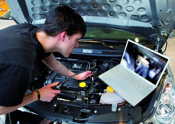 Unitec 20999 Usb Inspektionskamera Mit Flexiblem Schwanenhals Auto