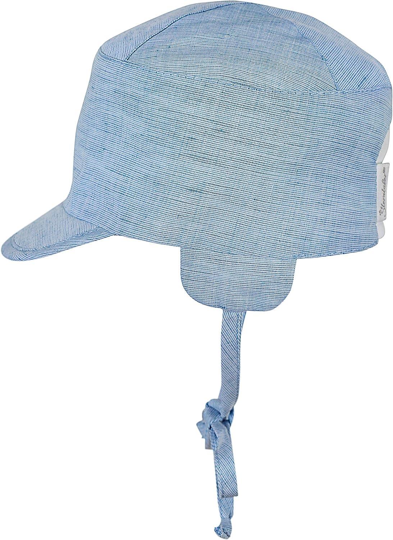 Sterntaler Baby-Jungen Casquette R/ã/£/âversible Sonnenhut