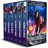 The Leira Chronicles Boxed Set #2: Books 7-12 (The Leira Chronicles Boxed Sets - Enhanced Edition)
