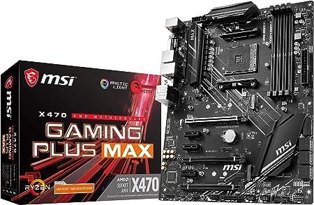 Msi Performance Gaming Amd X470 Ryzen 2nd Und 3rd Gen Computer Zubehör