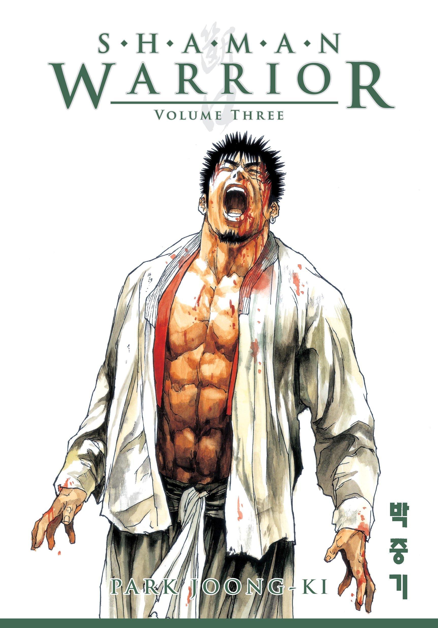 Read Online Shaman Warrior Volume 3 (v. 3) ebook