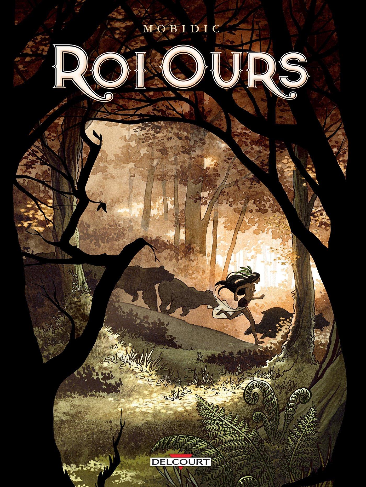 Amazon.fr - Roi Ours - Mobidic, Mobidic - Livres