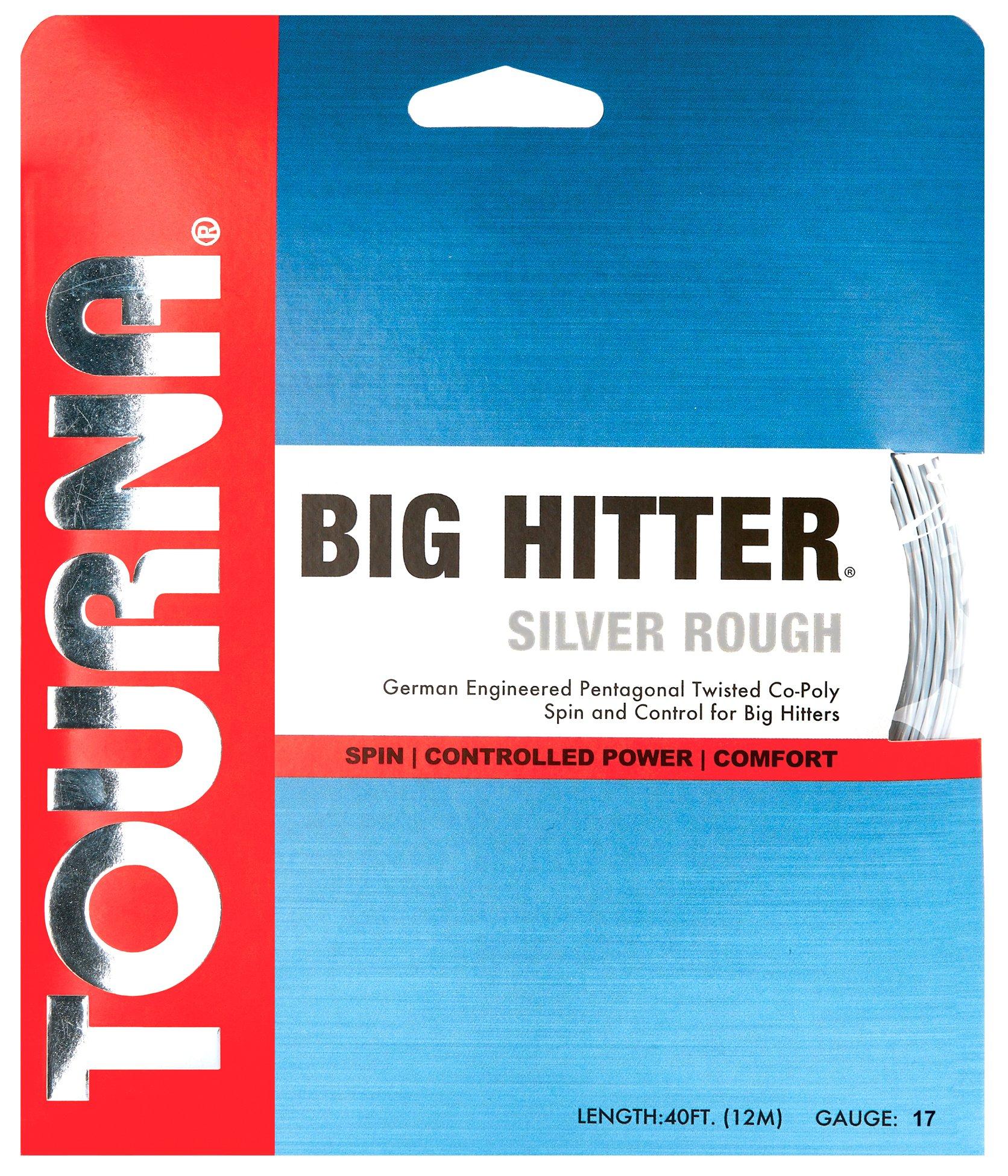Tourna Big Hitter Silver Rough