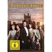 Downton Abbey - Staffel 6 [4 DVDs]