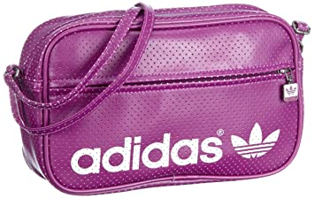 937f5890d3 adidas AC Mini Airline X33965 Sac bandoulière pour femme 25 x 15 x 5 cm  Violet
