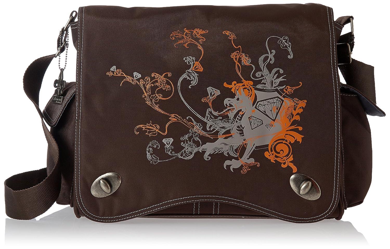 注目の Kalencom Kalencom Diaper Bag, Screened Screened Chocolate Dragon by by Kalencom B0028G4WBW, タイヤスクエアミツヤ:73f568a7 --- hohpartnership-com.access.secure-ssl-servers.biz