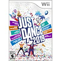 Just Dance 2019 Standard Edition for Nintendo Wii by Ubisoft