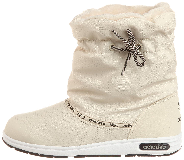 cae2da289b ... winter 4f399 0d86c; inexpensive adidas womens warm comfort w neo boots  beige size eu 38 2 3 uk 5
