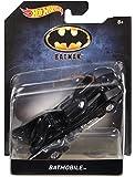 Hot Wheels Batman 1989 Batmobile Vehicle