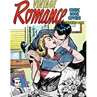 Vintage Romance Comic Book Covers Coloring Book^Vintage Romance Comic Book Covers Coloring Book