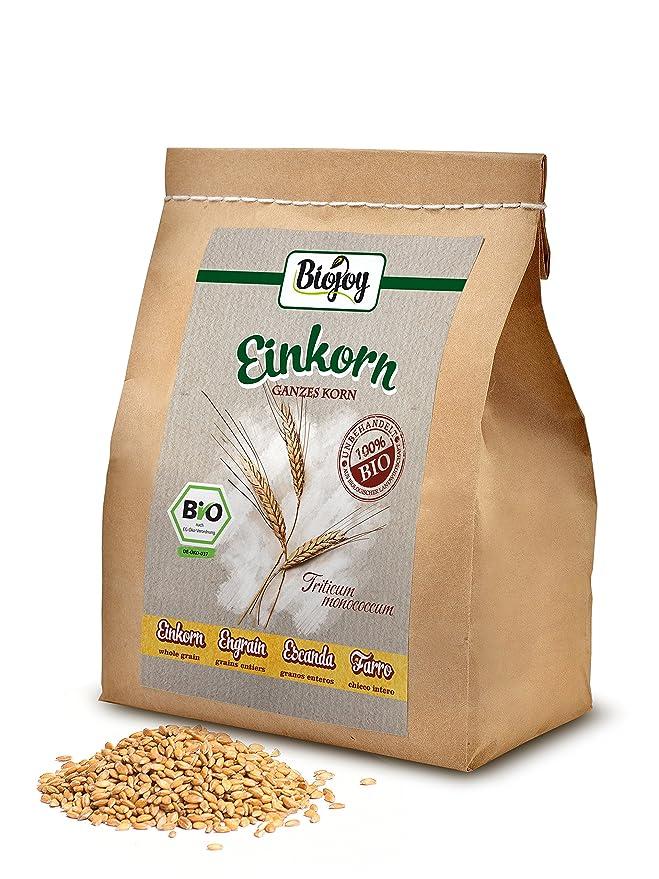 Escanda granos enteros Triticum monococcum (10 kg): Amazon.es: Alimentación y bebidas