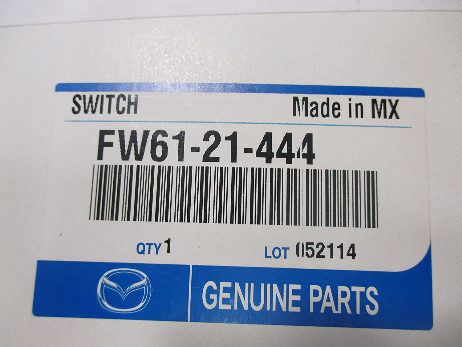 626 /& MX-6 Neutral safety switch FW61-21-444 New OEM Mazda Tribute