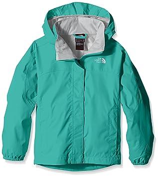 North Face G Resolve Reflective Jacket - Chaqueta para niña, color verde, talla YL: Amazon.es: Deportes y aire libre