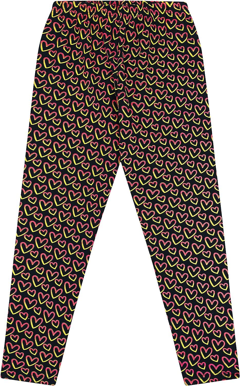 Cool Eat Sleep Dance Rainbow Girls Long Pyjamas