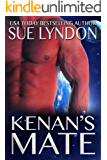 Kenan's Mate: A Dark Sci-Fi Alien Romance (Kleaxian Warriors Book 1)
