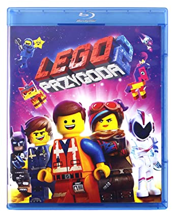 The Lego Movie 2: The Second Part Blu-Ray Region Free IMPORT No ...