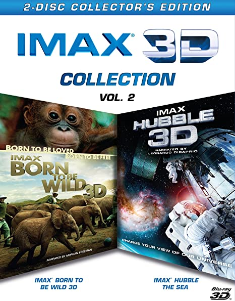 Imax 3D Collection - Vol. 2 - Hubble, Born to Be Wild Movies & TV Shows at amazon