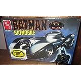BATMAN BATMOBILE, 1/25 Model Kit, ERTL, 1989