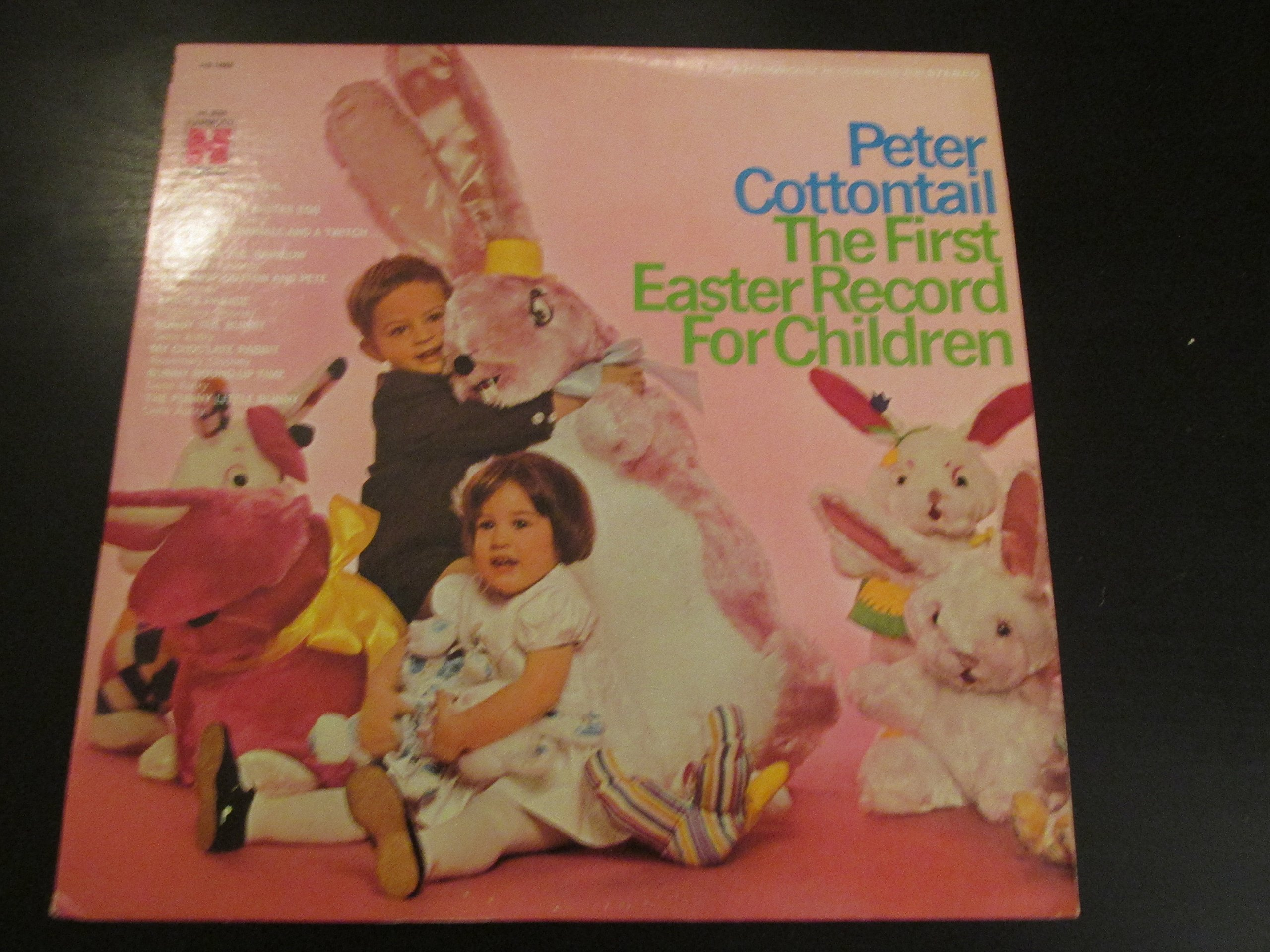 Peter Cottontail the First Easter Record for Children