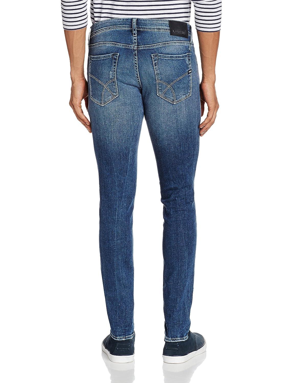 Mens Sax Zip Skinny Jeans Gas 8oGVJqfLp