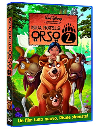Koda fratello orso 2: amazon.it: cartoni animati: film e tv