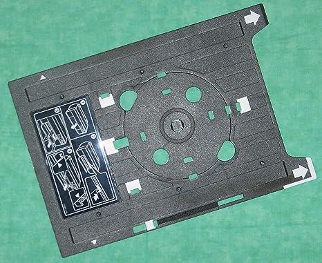 Amazon.com: Impresora, CD bandeja de impresión: Epson Stylus ...