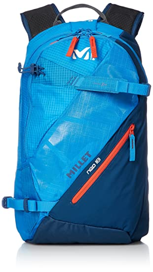 Millet Neo 18 Sac à Dos Ski Mixte Adulte, Electric Blue, Taille Unique