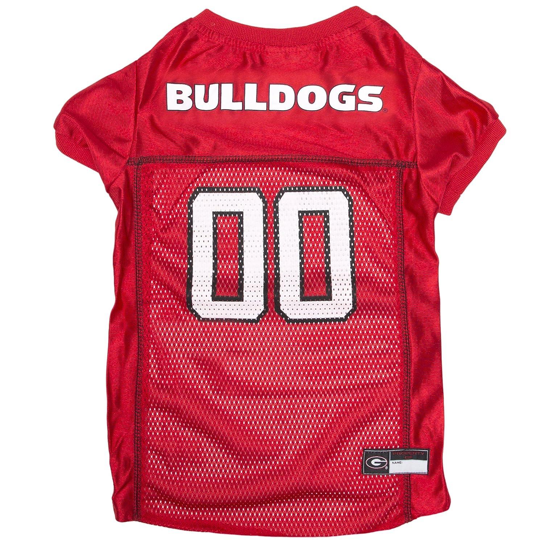 63b8fddefa4 Amazon.com  NCAA GEORGIA BULLDOGS DOG Jersey