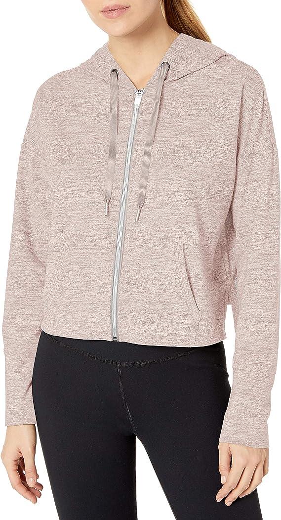 Calvin Klein 卡尔文克莱因 CK 女式连帽套头卫衣 M码3.2折$18.97 海淘转运到手约¥179
