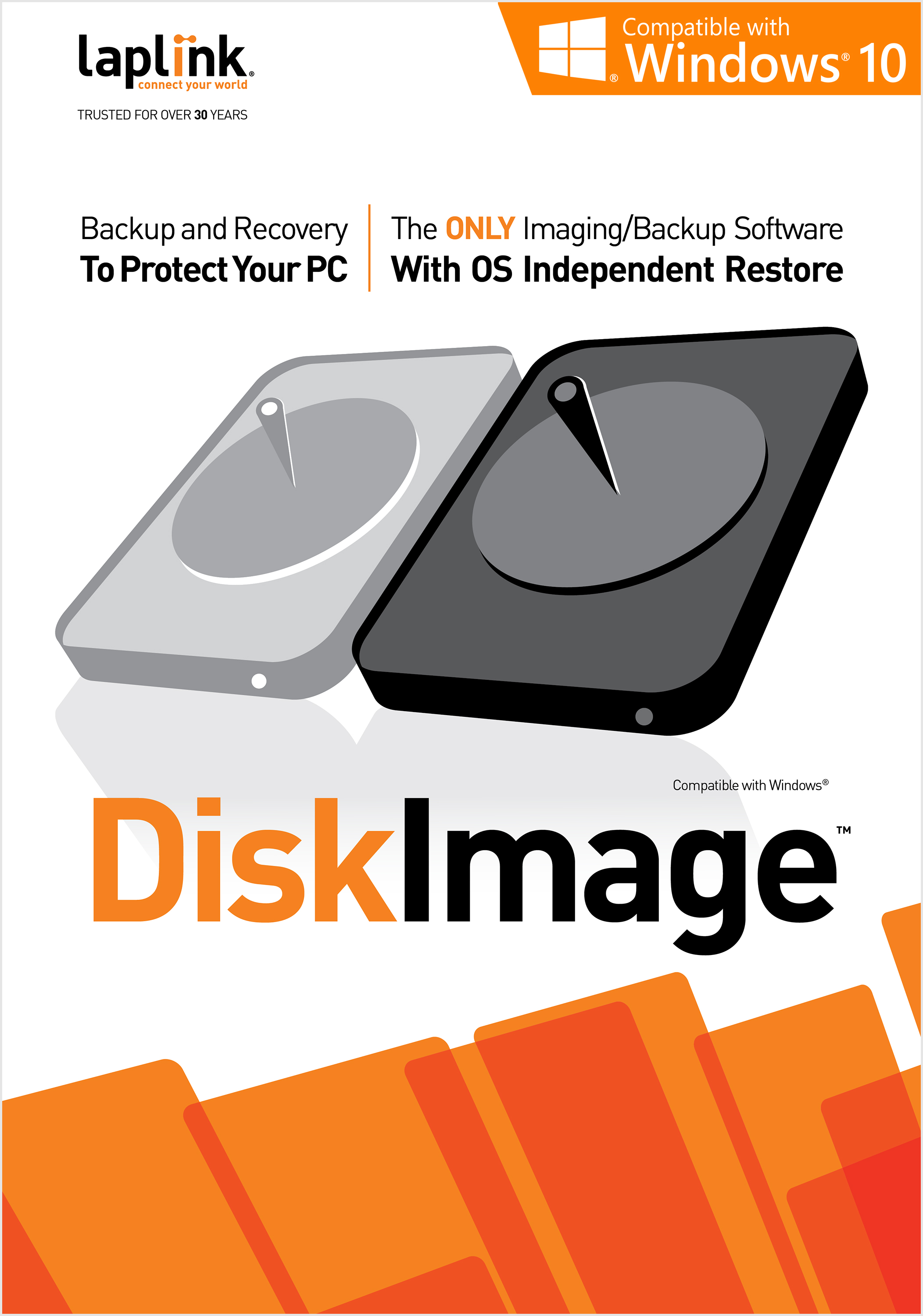 Laplink DiskImage 10 - 64 bit [Download] (Imaging Software Photo)