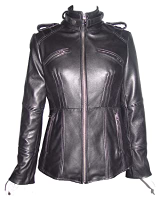 big sale official sale shop for luxury NETTAILOR Big and Tall Women PLUS 4205 Leather Jacket ...
