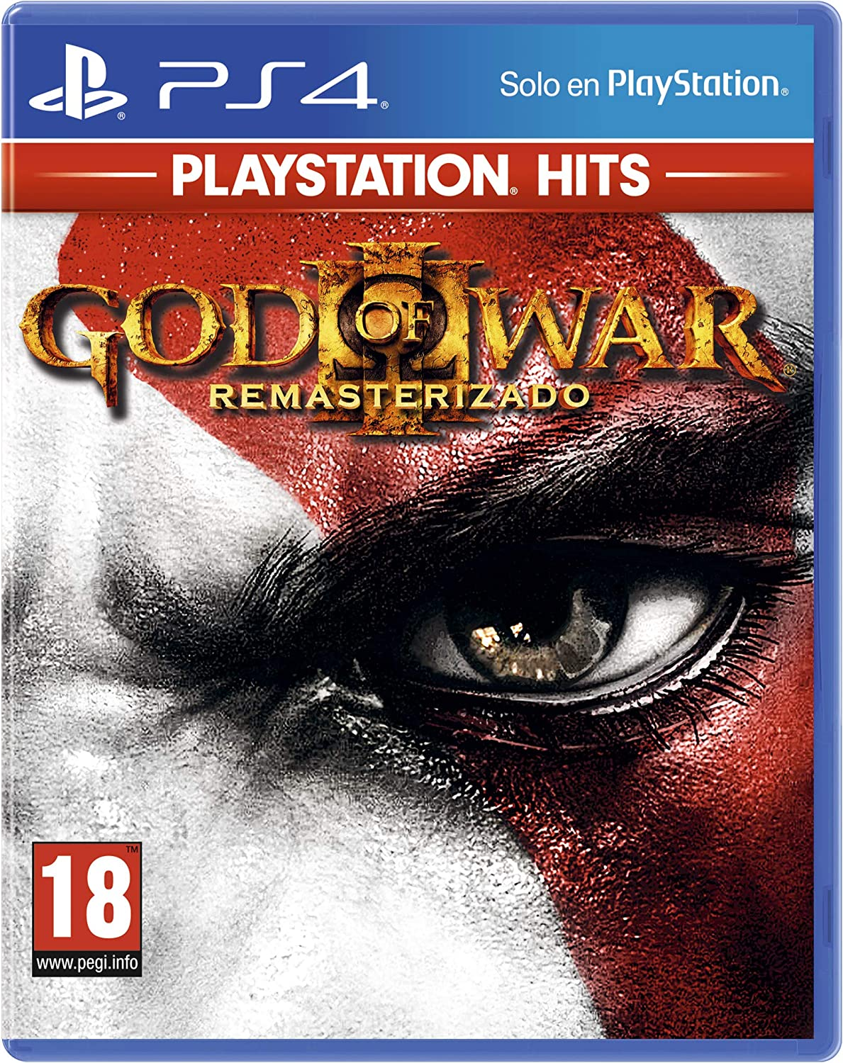 God of War 3 HITS: Amazon.es: Videojuegos