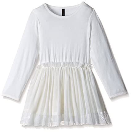 United Colors of Benetton Girls' Dress Dresses & Jumpsuits at amazon