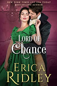 Lord of Chance: Regency Romance Novel (Rogues to Riches Book 1)