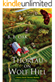 Thoreau on Wolf Hill (A Henry David Thoreau Mystery Book 2)