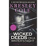 Wicked Deeds on a Winter's Night (4) (Immortals After Dark)